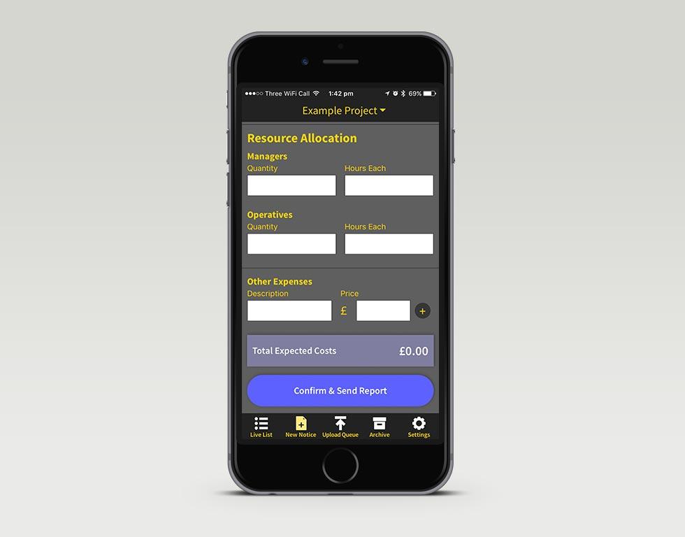 Exploding Phone | Premier Waste Management App