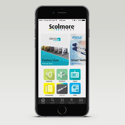 Scolmore App Screenshot 01