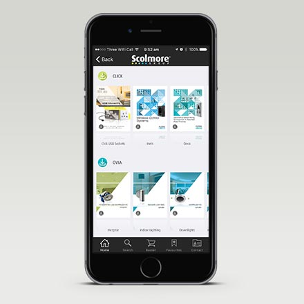 Scolmore App Screenshot 04