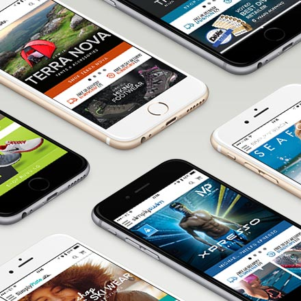 Simply mCommerce Apps Collection