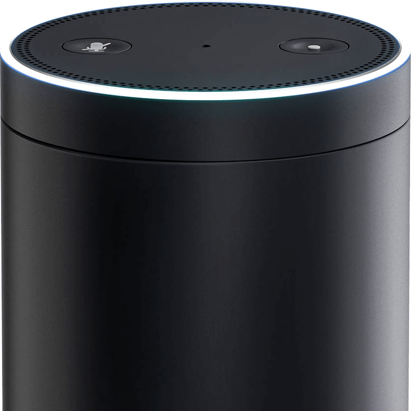 Alexa listening with Amazon Echo