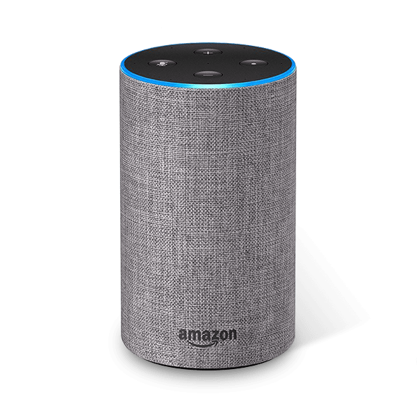 Amazon Echo Smart Speaker with Alexa