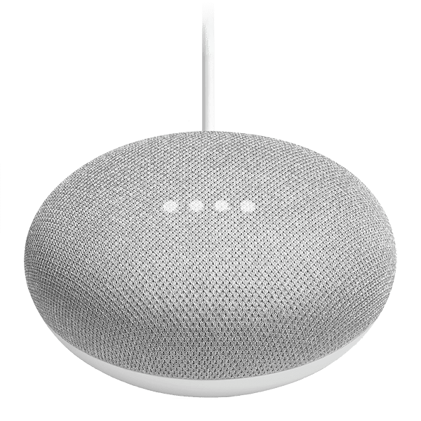 Google Home Mini with Google Assistant